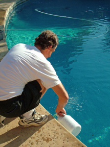 swimming pool service in Cypress Texas